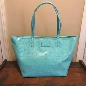 Tiffany Blue Kate Spade ♠️ Tote